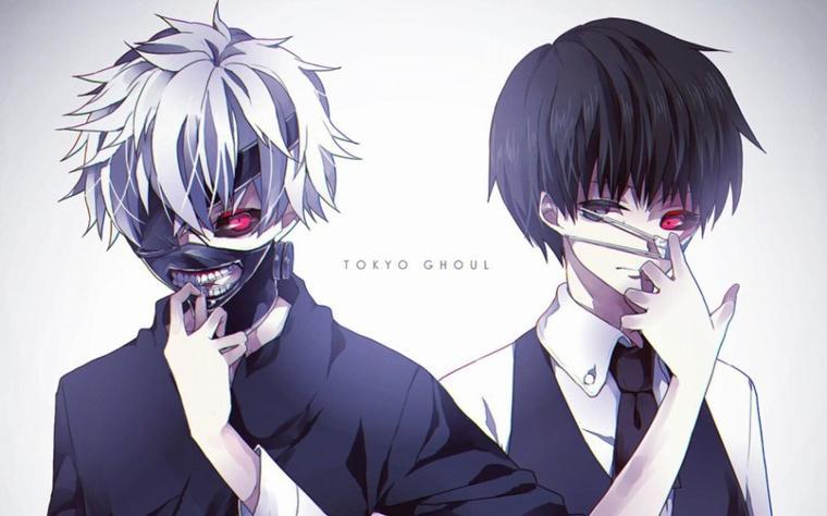 (Seinen) Tokyo Ghoul