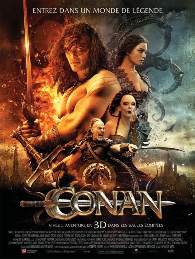 Conan Au cinéma, le 17 août !