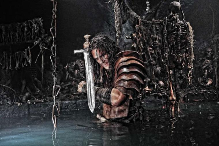 Fais connaissance avec Conan le Barbare !