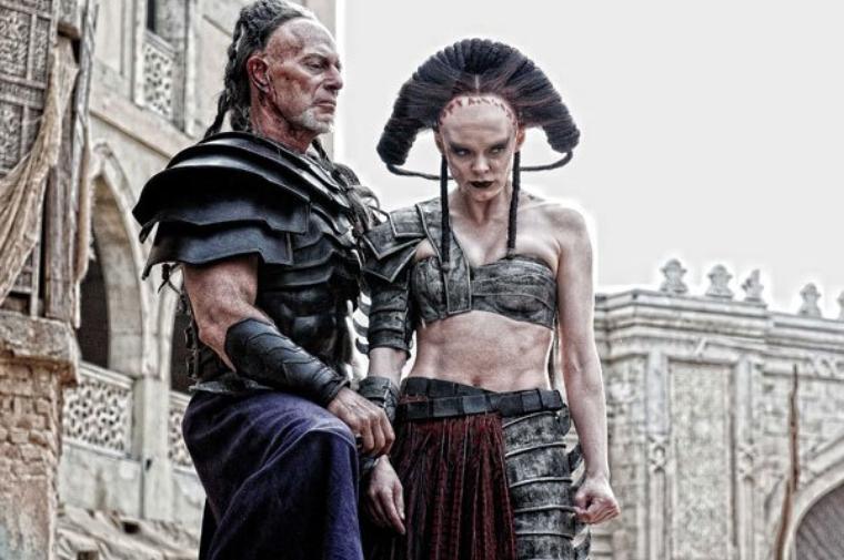 Khalar Zym - Marique / Un couple père-fille mortel !