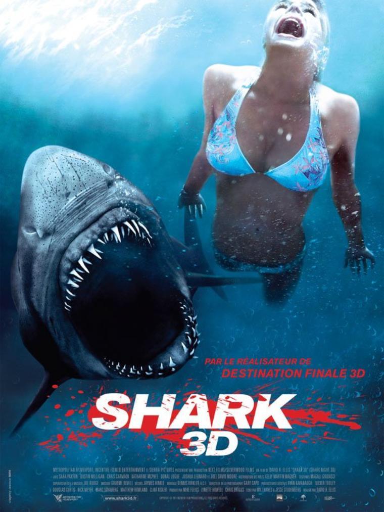 Shark 3D Le 21 Septembre au cinéma !