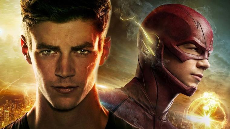 Personnages : Barry Allen/Flash