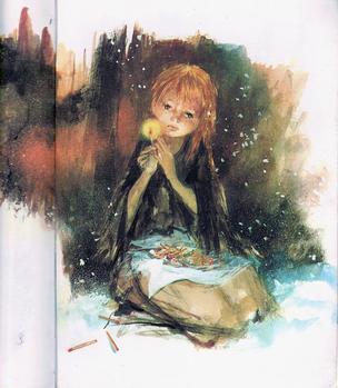 La petite fille aux allumettes, de ANDERSEN