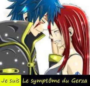 Je suis le symptôme du Gerza ♥