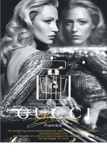 CANDID 05/07 :  Blake Lively : découvrez sa première pub luxueuse pour Gucci !