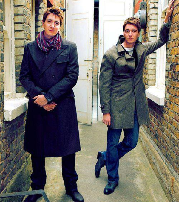 Oliver & James Phelps.