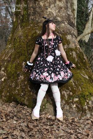 [H.S Photos] ~ Sweet Lolita (♥), Modèle : Jadiina