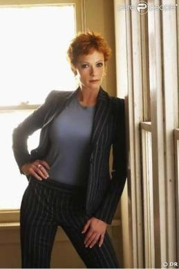 and... Jenny Shepard (Lauren Holly)