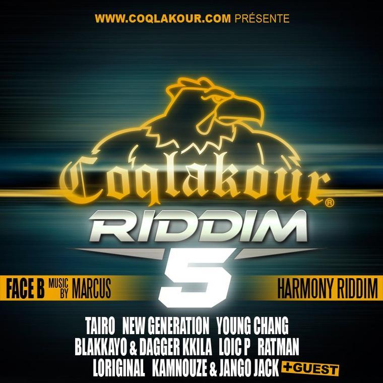 Coqlakour Riddim 5  / Ratman - Jah Jah  (2013)