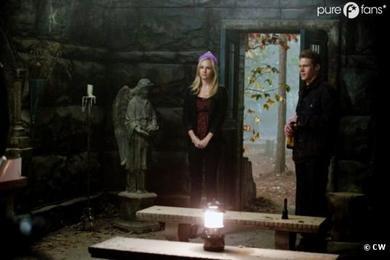 Chapitre 13 : Le départ d'Allison .