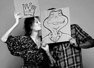 Avant de trouver ton prince charmant, tu vas en embrasser des grenouilles, c'est moi qui te l'dis.