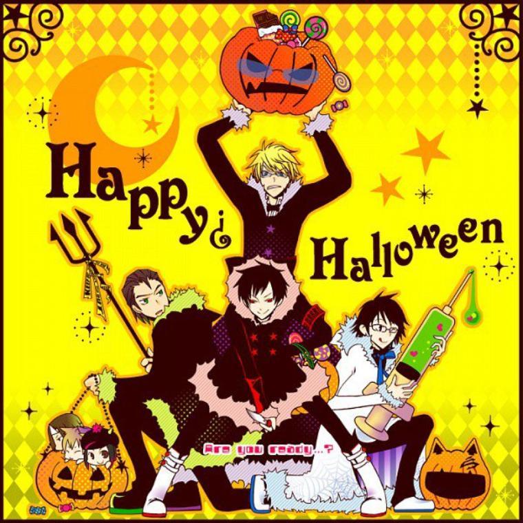 Happy Halloween !!! =D =P