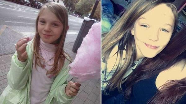 Angélique, une adolescente de 13 ans assassiner par un monstre.