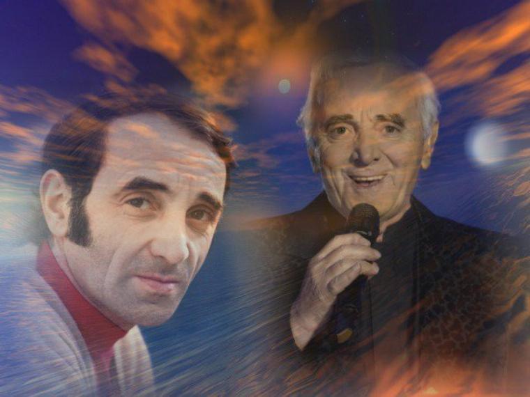 Charles Aznavour 1924 - 2018.