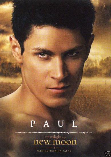 Paul - ( Quileutes )