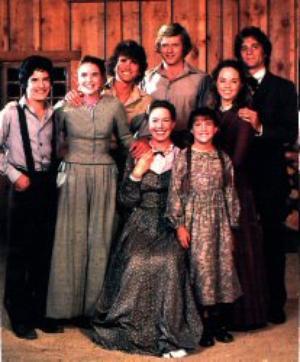 la petite maison dans la prairie acteurs