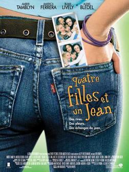 Quatre filles et un jean : Le Premier été - Le film