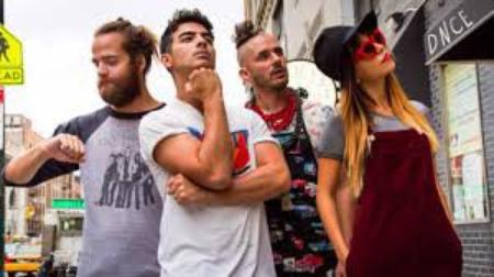 DNCE : cake by the ocean
