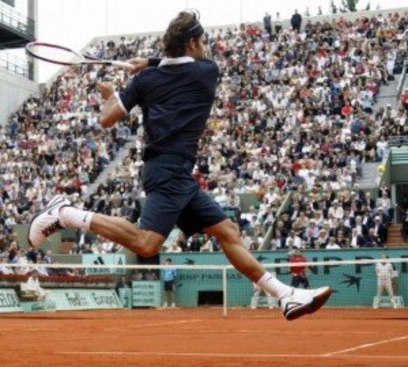 Rolland Garros 2011 - Match du 29 mai ; Contre Stanislas Wawrinka