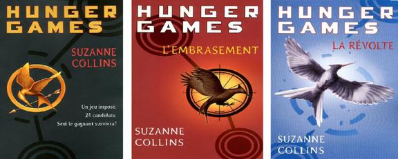 La Saga Hunger Games - Suzanne Collins