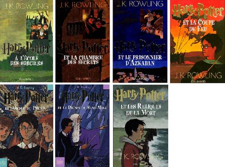La saga Harry Potter - J. K. Rowling
