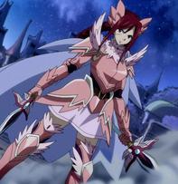Armures d'Erza (2)