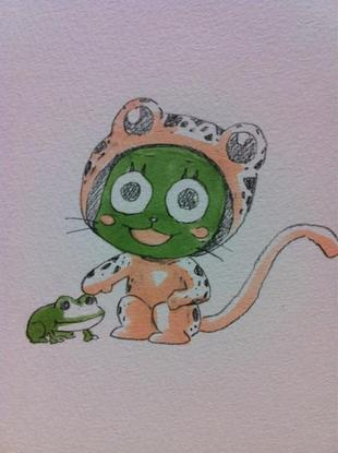 Quelques dessins d'Hiro Mashima (partie 3)