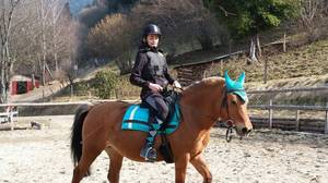 Mon cheval ^^