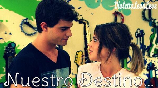 HS : Nuestro Destino... ♥ (Diegoletta) / Partie 3 [DERNIERE PARTIE]