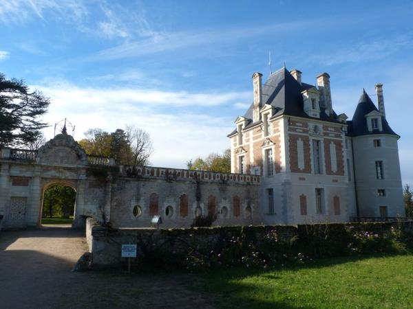 Château de Selles-sur-Cher (41)
