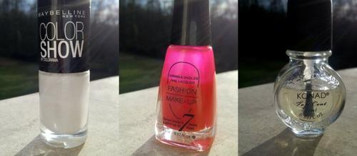 [TUTO n°3] Pink triangle (au scotch)