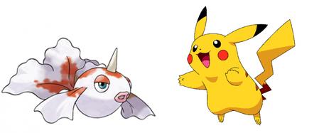Les différents types de Pokémon