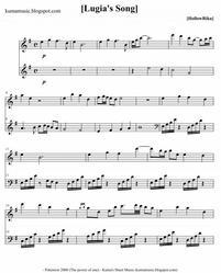 Le chant de Lugia