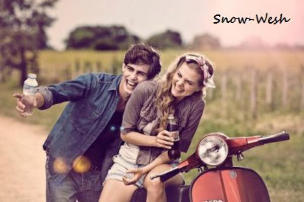 Snow-wesh