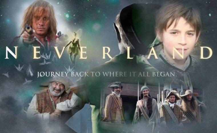 Une série pour Noel: Neverland