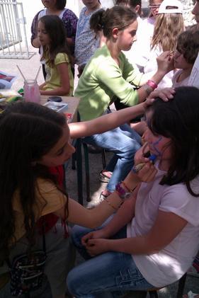 Journée Solidarité partage kermesse