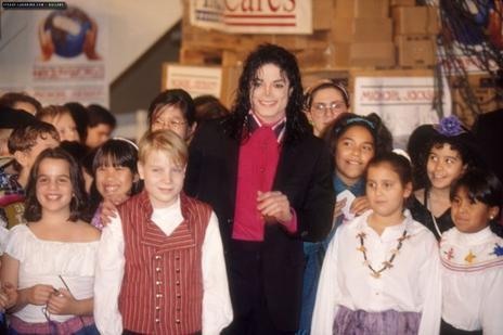Ma rencontre avec un ange : Michael Jackson