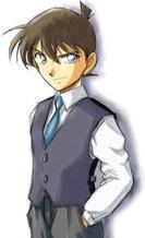 Présentation de Shinichi Kudo/Conan Edogawa!