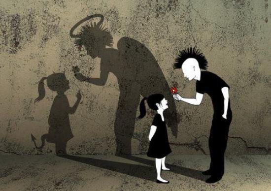Ça devient trop compliqué d'être quelqu'un.    ►skins◄