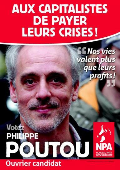 Philippe Poutou (NPA)