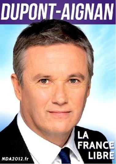 Nicolas Dupont-Aignan (DLR)