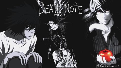 Une passion pour Death Note qui pousse à la folie !