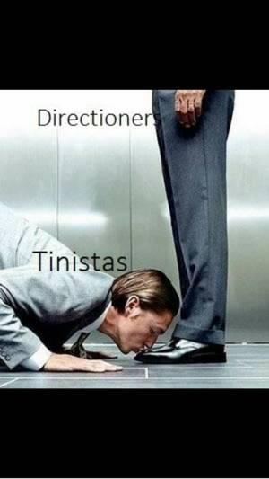 A toutes les Tinistas!