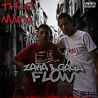 Zaka-Flow  &.  Gaga-Flow  Prod By : Anda