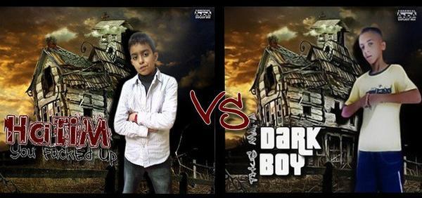 Dark-Boy  VS  Hatiim