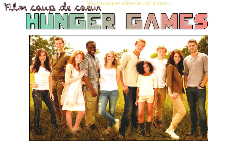 Film coup de coeur: Hunger Games