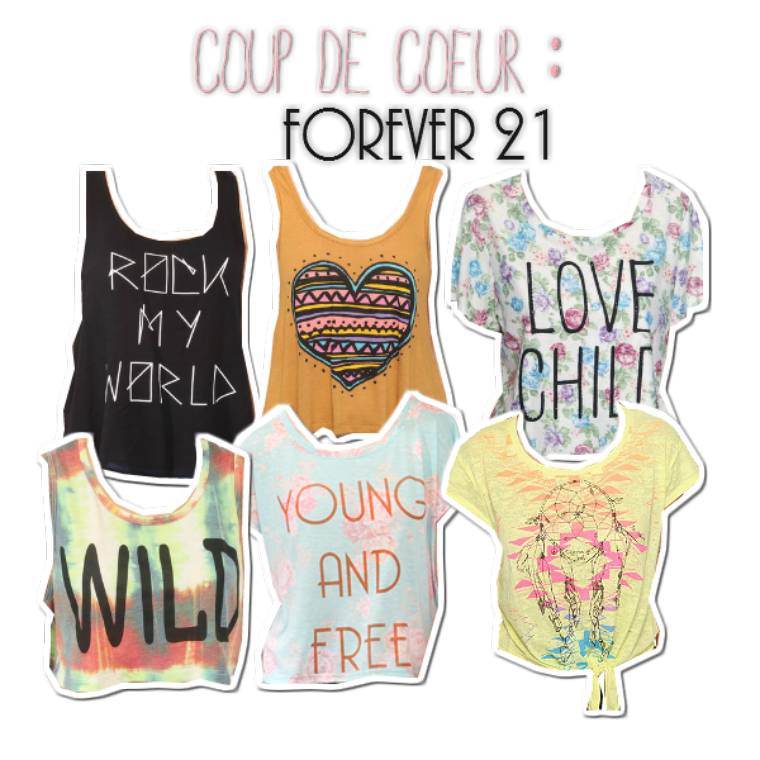 Coup De Coeur: Forever 21