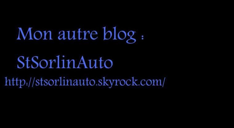 Mon autre blog :
