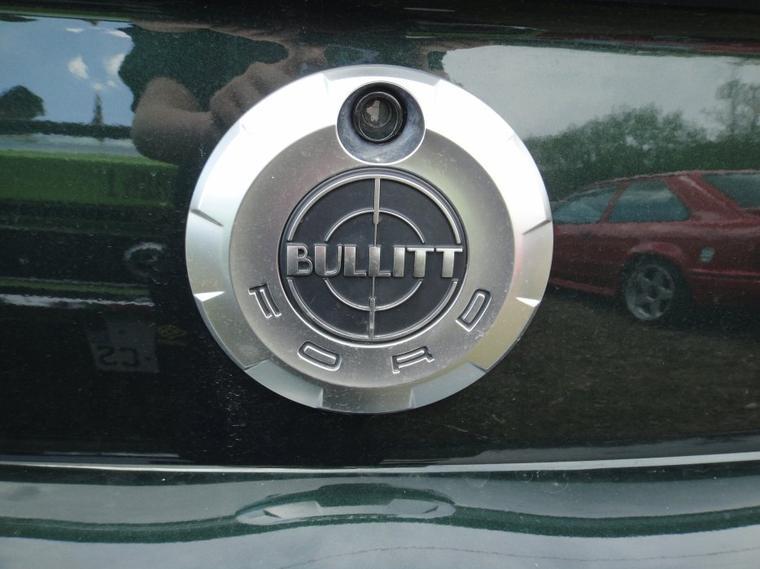 Rassemblement Ford le 1er Mai 2012 : Mustang GT 2005 Bullit