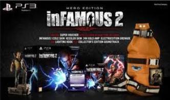 InFamous 2 - Hero edition